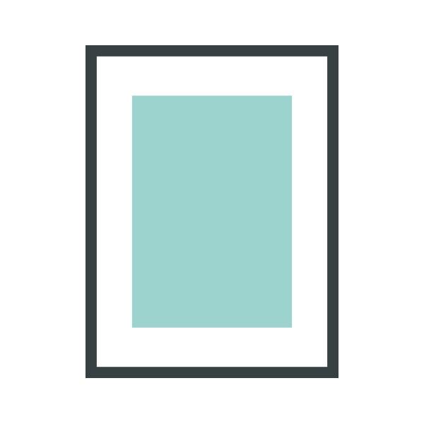 a4 size frame